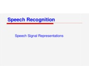 Ch4-Speech_Signal_Representations