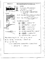 1119_Mechanics Homework Mechanics of Materials Solution