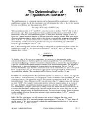 Experiment 2_The Determination of Equil Constant.pdf