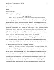 JErmaine Williamsdescriptive_essay
