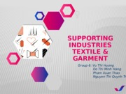 Supporting Industries.odp