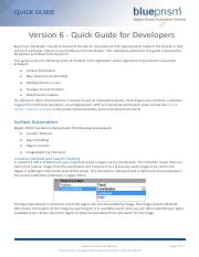 Blue Prism Version 6 - Quick Guide for Developers.pdf