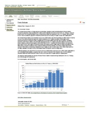 FRB_ Press Release--Reserve Bank income and expense data and transfers to the Treasury for 2013--Jan