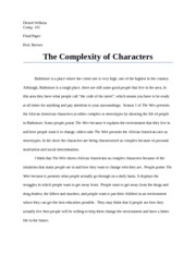 the wire  final essay 2