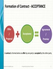L4Formation of Contract - ACCEPTANCE.pdf