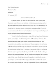 Compare and Contrast Essay #1 .docx