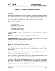 06_Ch 6_Inventory Mgt Measures