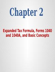 ACCT 105 - PPT- Cruz 2017e - Chapter 2