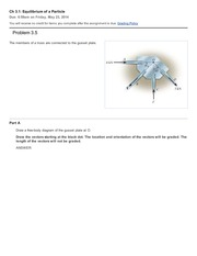 02 Ch 3.1 - Equilibrium of a Particle