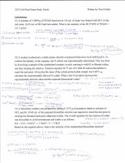 1212 Lab Final Study Guide CALCULATIONS KEY.pdf