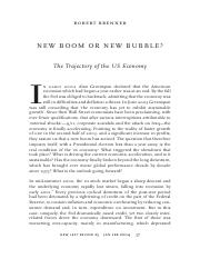 Robert Brenner, New Boom or New Bubble, NLR 25, January-February 2004.pdf