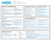 Web Developers SEO CheatSheet - SEOMoz