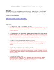 WHAT HAPPENS IN THE BODY COVID-19 video study guide- COMPLETED.docx