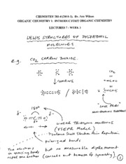 CHEM 281 2011-3 Lecture Notes 7 - WEEK 3