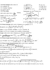 MDP410_Final EXAM_Formula Sheet