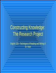 Constructing Knowledge.ppt