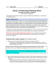 Patel M Week 1 Profile Essay Planning Sheet with Comments changes.docx