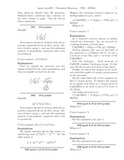 Chemistry Warm-up-solutions