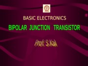 [SHELDO]Bel_05_bipolar junction transistor