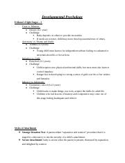 Developmental Psychology (2).docx