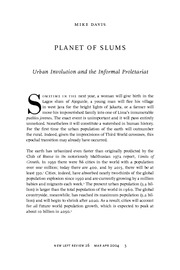Reading-Davis+-+2004+-+Planet+of+Slums