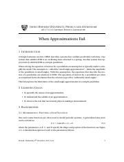 WhenApproximationsFail.pdf