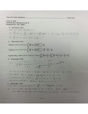 STAT 401 - Homework 4 Fall 2011 with Answers