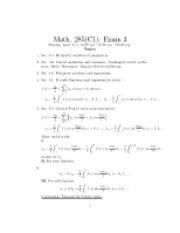 applications of mass on a spring