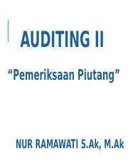 AUDITING II NR 3.ppt