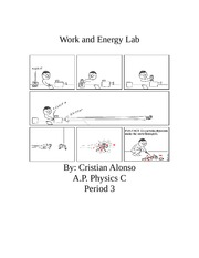 Work and Energy Lab