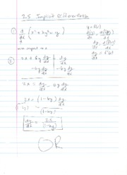 Implicite_Differentiation_Notes