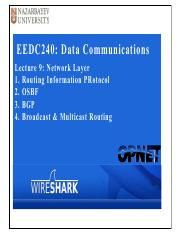 EEDC240-Lecture9 Network Layer Part3.pdf