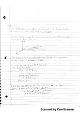 Calculus 2 13.4 vector notes
