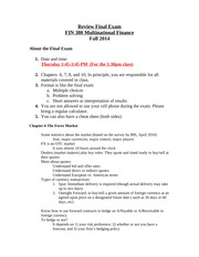 Fin380_Fall_2014_Review_Final Exam