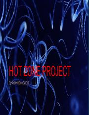 HOT ZONE PROJECT