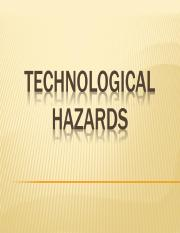 Technological Hazards.ppt
