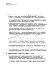 Project management assignment 2 (Autosaved).docx