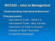9 Chapter 5 - International Business.ppt
