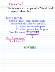 QuickSort_I_Dorr-351-Oct-18-2007