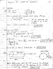 Ch.20 Solutions