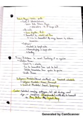 Microbiology notes- bubonic plague