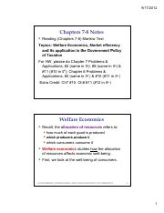 Ch 7-8 Notes