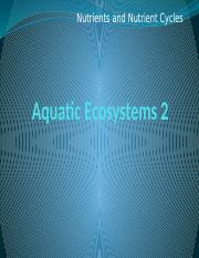 Lecture 07 Aquatic ecosystem 2 (N and P).pptx