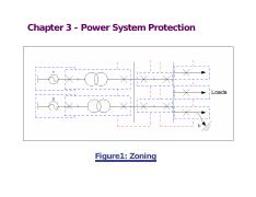 ICES - Chapter 3 - Power System Protection