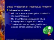 Class #14 Legal Protection of Intellectual Property 2011 2