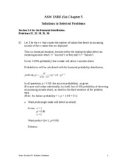 Section 5.4 Lecture Problems
