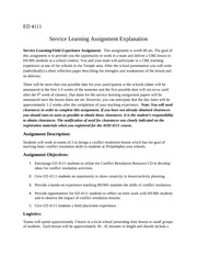 ED_4111_Service_Learning_Assignment_Explanation_R