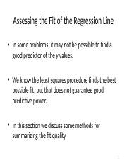 Simple Linear Regression 3 - 091216.ppt