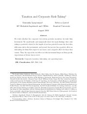 Taxation and Corporate Risk-Taking.pdf