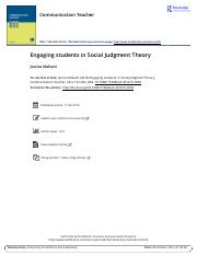 Engaging students in Social Judgment Theory.pdf